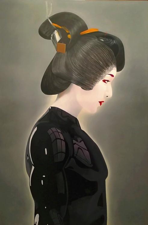 Cyborg Geisha