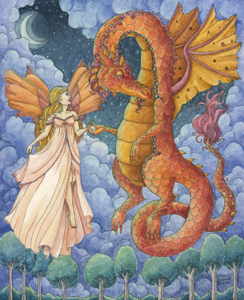 A Dance with a Dragon