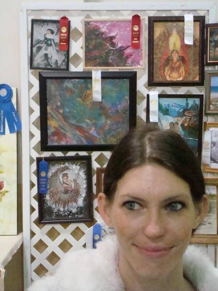 me, the artist