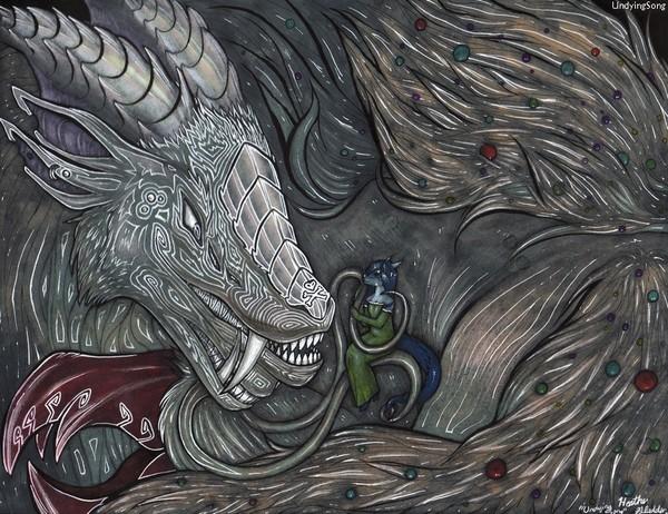 Innocence and Monstrosity IV