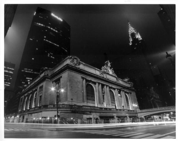 New York at Night 2
