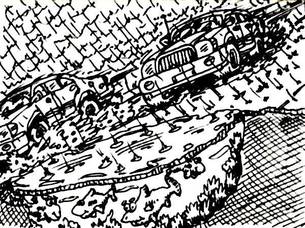 Hydroplaning Fantasy