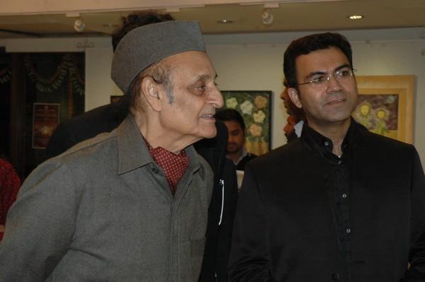 Karan Singh & Ravinder Dutt