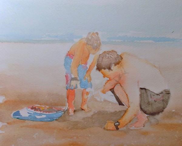 Sketchbook Series:  Beach Boys