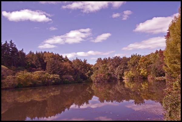 REFLECTION ON LAKE MARMO