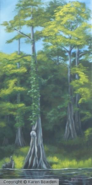 An Ocala National Forest Giant $100