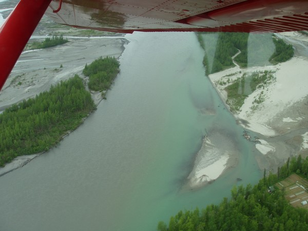 Talkeetna, Alaska Plane Trip to Mt. Mckinley