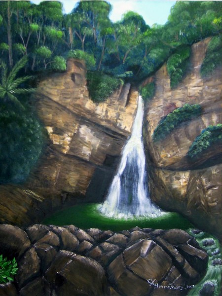 CASCADA (WATERFALL)