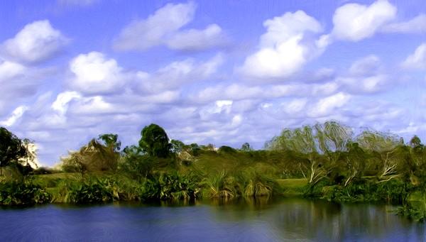 The_peaceful_lake