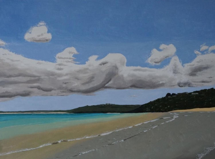 St. Ives Beach