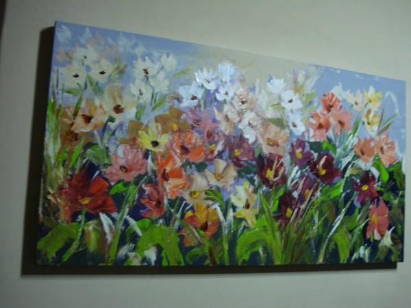Flores espatuladas