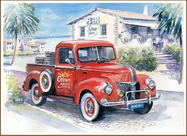 Ford Pick-up 1940