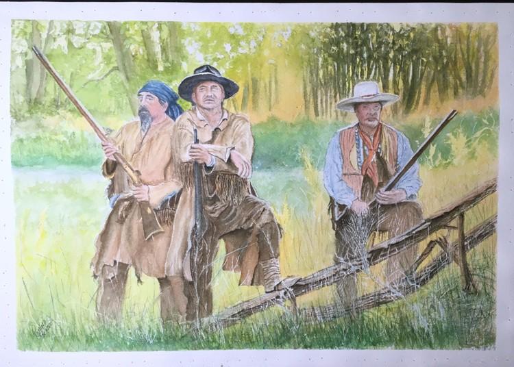 3 woodsman