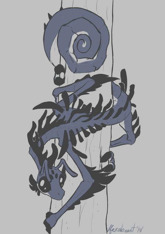 Chameleon Monster