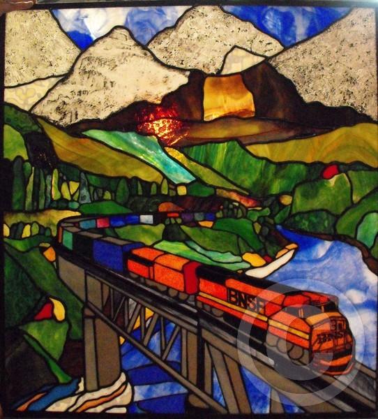 BNSF Train good-small