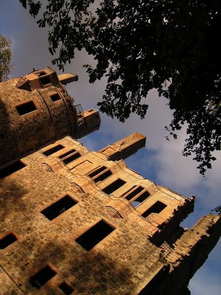 Huntly Castle (Angle)