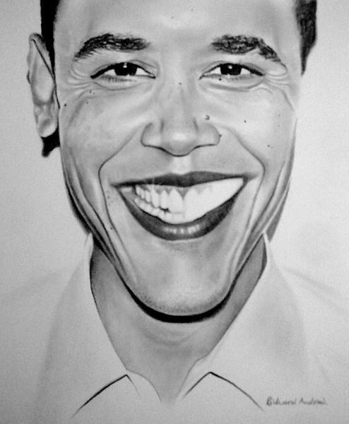 Barack Obama wip
