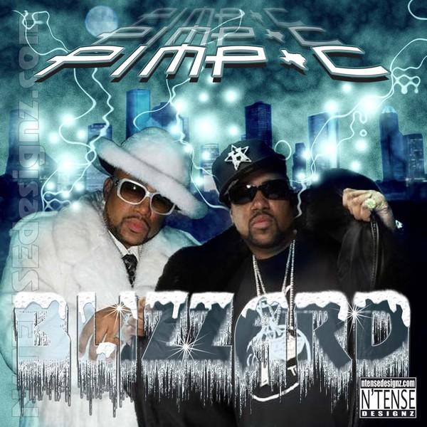 Blizzard CD Cover