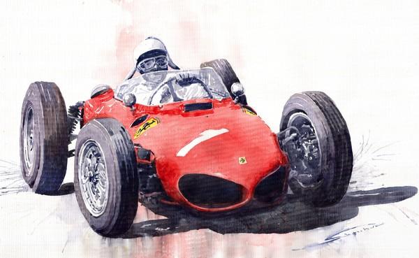 Ferrari Dino 156 F1 1961
