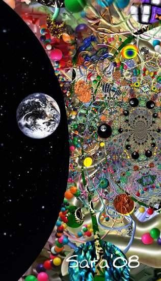 Creation of Worlds