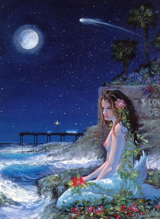 The Innocent Mermaid
