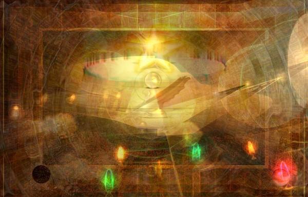 Angelic Tears with UFO