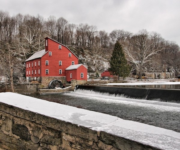 Red Mill Winter 2009