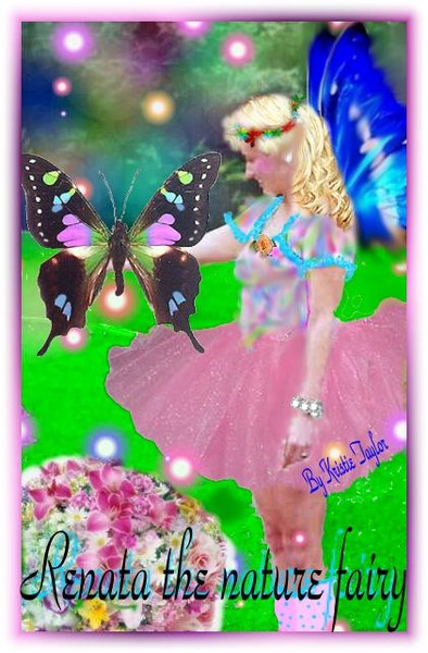 RENATA C. the nature fairy