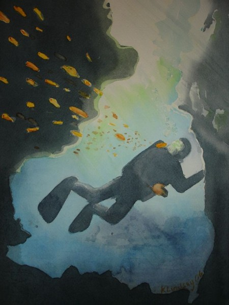 Scuba:  Frogman Tribute