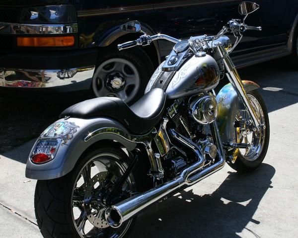 New Angel Bike - full shot