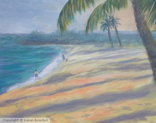 Beach of Dreams - SOLD