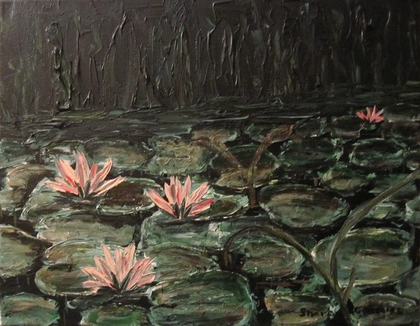 Water Lily Pond #2