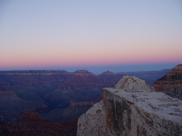 Grand Canyon Sunset  8