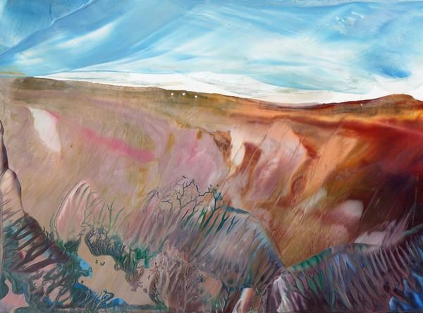 Desert after the Rain II