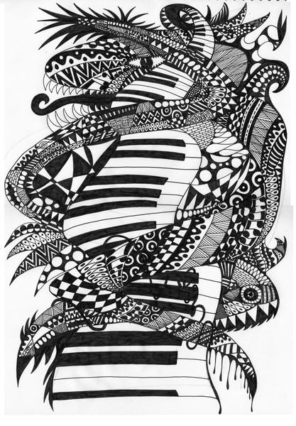 musical monster