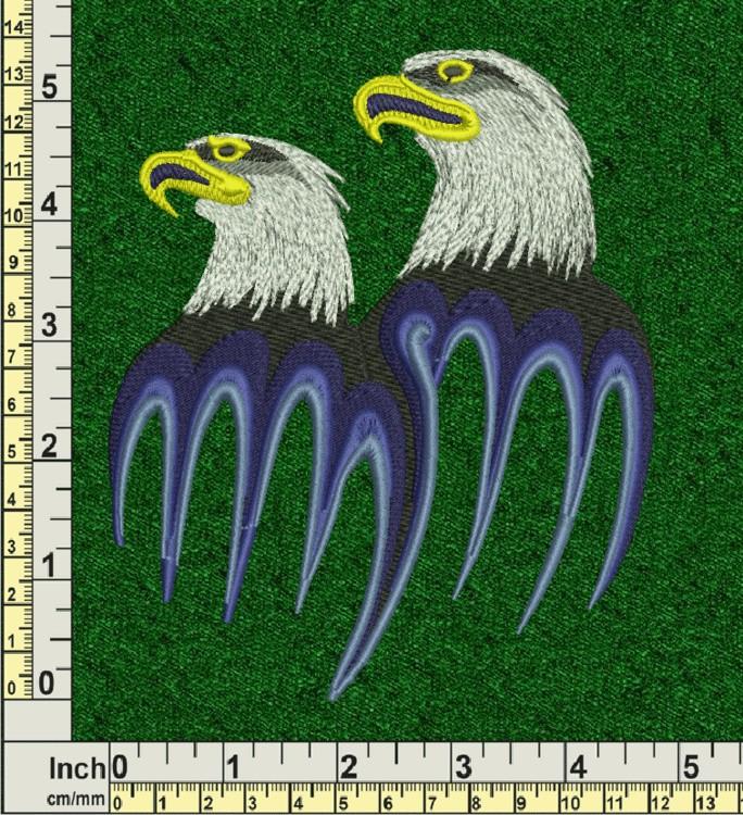 Fenner Eagle Artwork