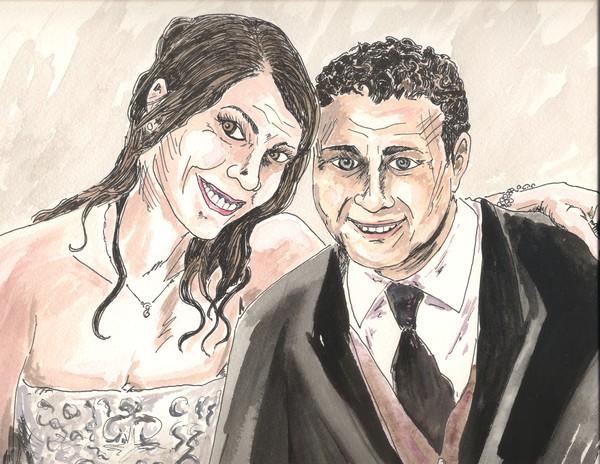 Matt and Tina      ***Sold***