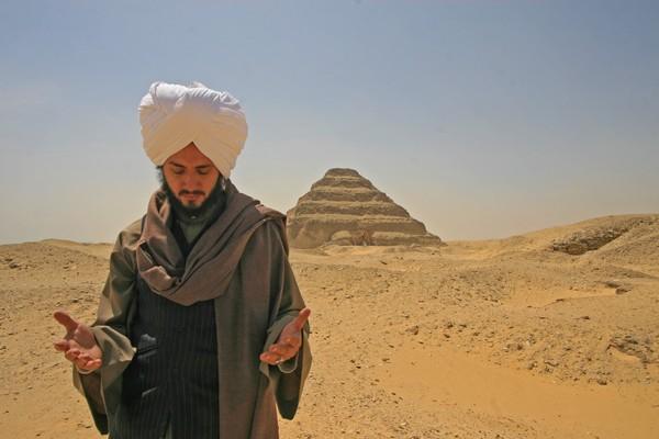 Abdula Holy Man Sakhara