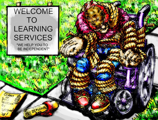 Learning Services?