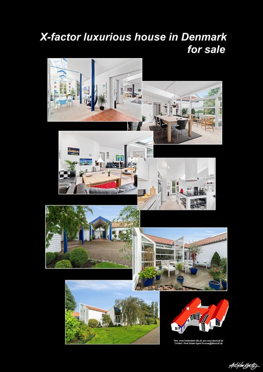 Lille Fejringhus for sale