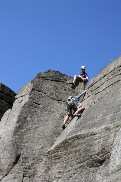 Climbing P6