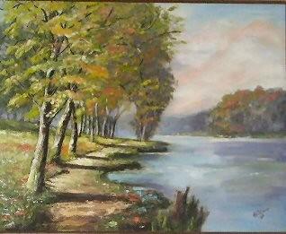 Lakeside Path