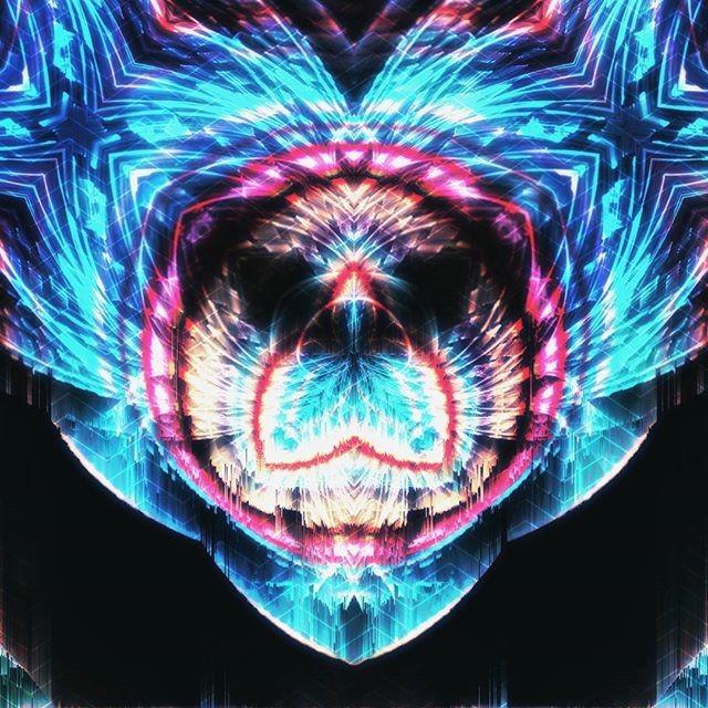 Griffon power - Digital playground 1-2-18-3 · · · #art #abstractart #abstract #artist #digitalart #a