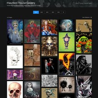 Add Your Art to the 2017 Haunted Gallery