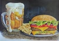THEME: Food Artwork