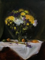 THEME: Floral Artwork
