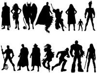Internet Fan-Fiction: Casting Shadow-Theater (Dramatic Grammar?)