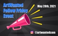 Instagram Follow Friday Event – May 28th