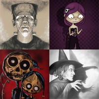 Add Your Artwork to the 2016 Haunted Gallery