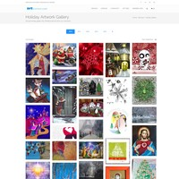 ArtWanted 2016 Holiday Art Gallery Now Open
